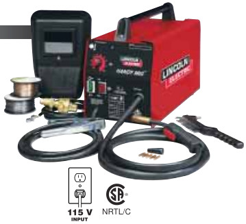 How to choose the best MIG Welder for a Handyman (upd: 03.12.2020)
