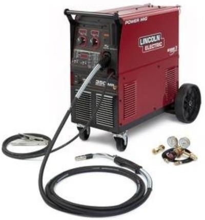 Lincoln K2403-1 Power MIG 350 Welder