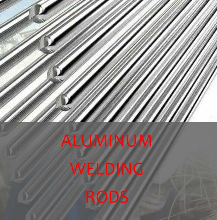 Aluminum alloy welding rods – easy to use approach to make high quality joints